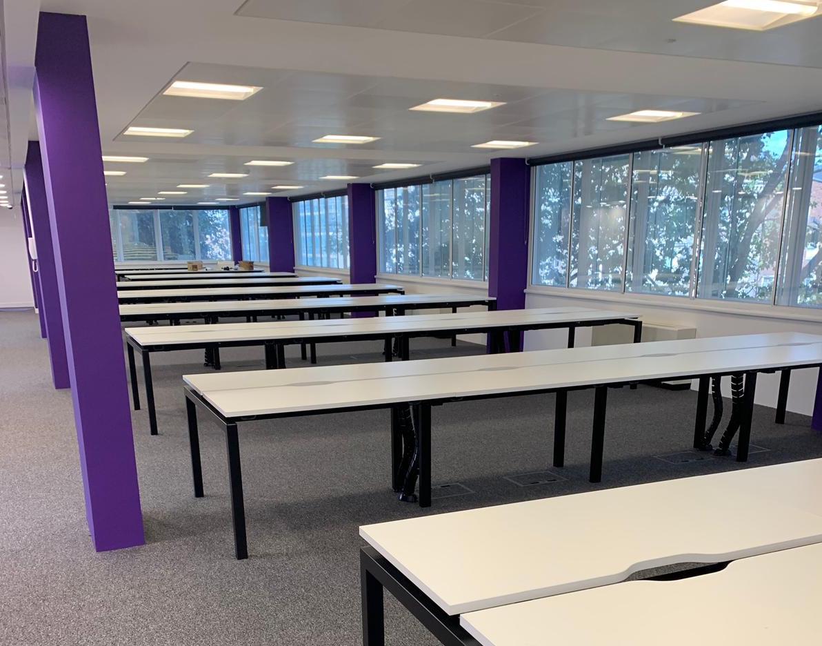 ProSapient office tables interior design
