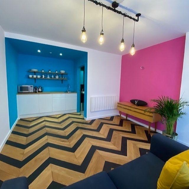 Block Office colours